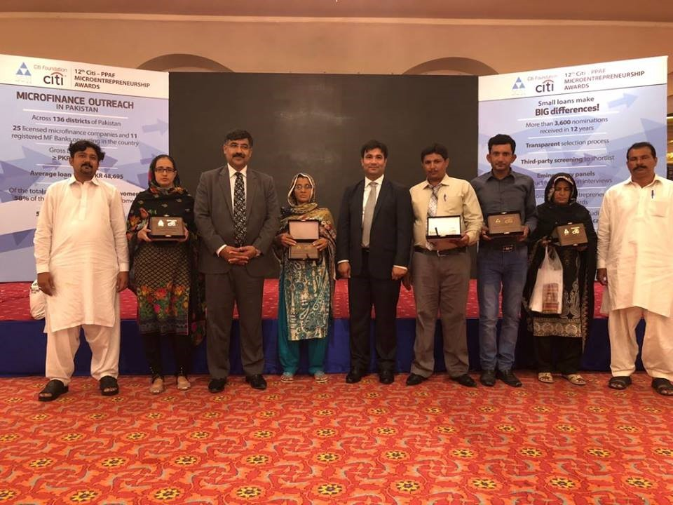 Citi Micro-Entrepreneurship Awards