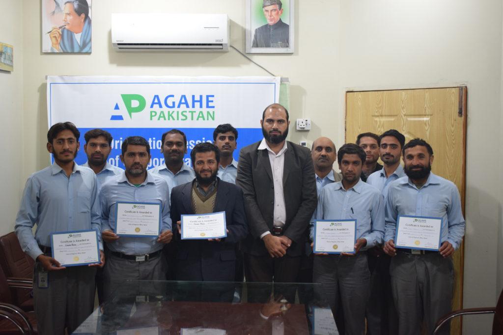 "Training workshop on ""Office Decorum & Job Responsibilities"