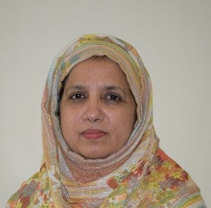 Dr. Bushra Naheed (Director)