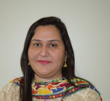 Ms. Sana Khawaja-Director